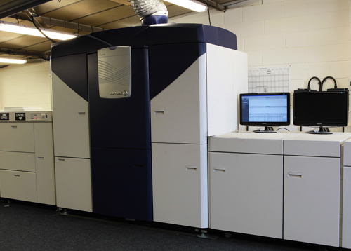 ЦПМ Xerox iGen4