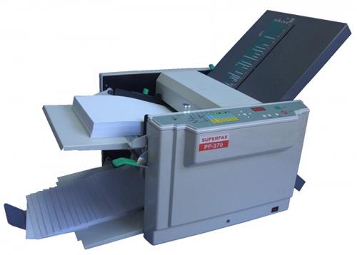 2-кассетный автоматический фальцовщик SuperFax PF-370